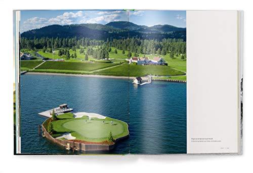 Golf - Das ultimative Buch, Golf-Legenden und Lifestyle, alles für den passionierten Golfer (Deutsch, Englisch) 25 x 32 cm, 256 Seiten - 8