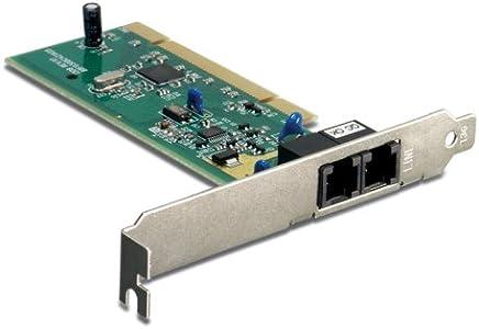 TRENDnet 56K Internal PCI Data,Fax and TAM Modem, TFM-PCIV92A