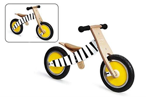 Scratch Europe 599386031 - Bicicleta 2 en 1 Zebra Basil Scra