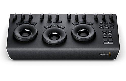 Blackmagic Design Davinci Resolve Micro-Panel, tragbar, niedriges Profil
