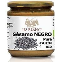 PURÉ SÉSAMO NEGRO BIO LO BLANC - 100% Sésamo negro 325 g