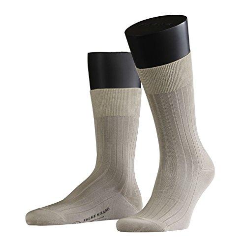 FALKE City Herren Socken Milano 3er Pack, Größe:41/42;Farbe:Sand (4320)