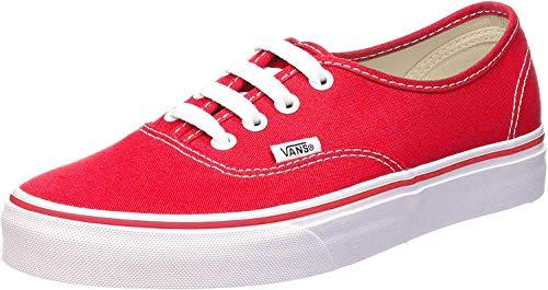 Vans Authentic, Sneaker Unisex – Adulto, Rosso (Sun Drie/Diu), 40 EU