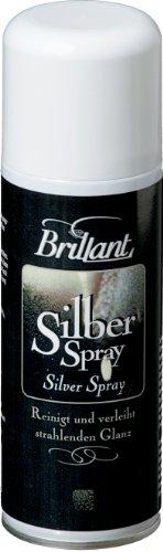 Brillant Silber Spray - mit Anlaufschutz
