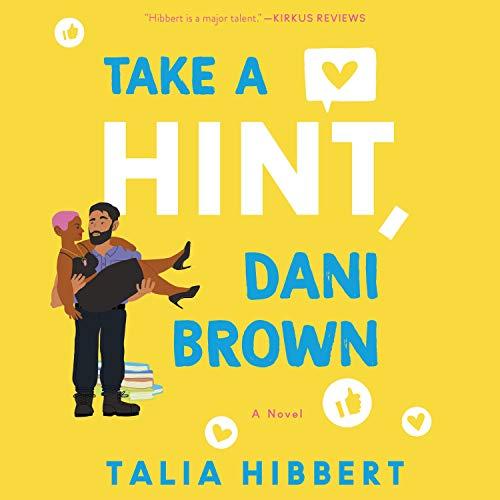 Take a Hint, Dani Brown: A Novel cover art
