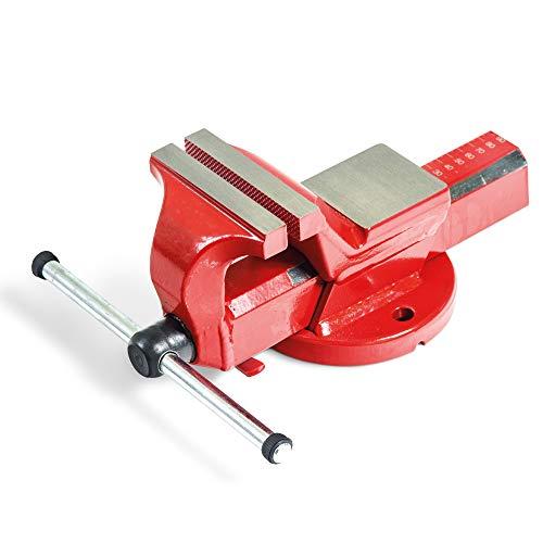 RIDGID 36073 Schraubstock Modell 120 mit Schnellgriff