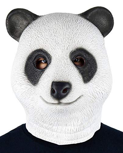 Mscara de Oso Panda
