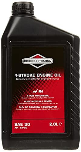 Briggs & Stratton 100008E SAE30 Öl, 2.0 Liter