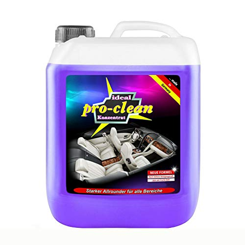 RedFOX24 Premium ideal pro-clean Reiniger Konzentrat für alle Impuls Reinigungspistolen 5 Liter