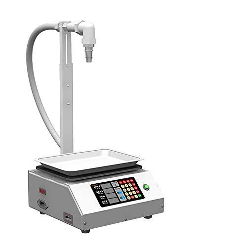 Riempitrice di Liquidi Macchina,quantitativa automatica digitale per riempitrice di imbottigliatrice,Macchina di rifornimento liquida della pompa elettrica,perfusione per profumo/bevanda/acqua