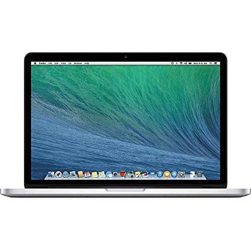 Apple MacBook Pro 13in Core i5 Retina 2.7GHz (MF840LL/A), 8GB Memory, 256GB Solid State Drive (Renewed) Alabama