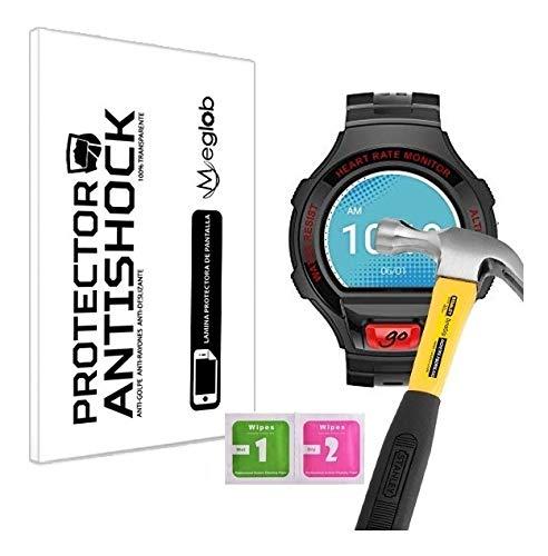 Protector de Pantalla Anti-Shock Anti-Golpe Anti-arañazos Compatible con Alcatel GO Watch