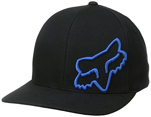 Fox Cap Flex 45 Cap Schwarz/Blau Gr. S/M