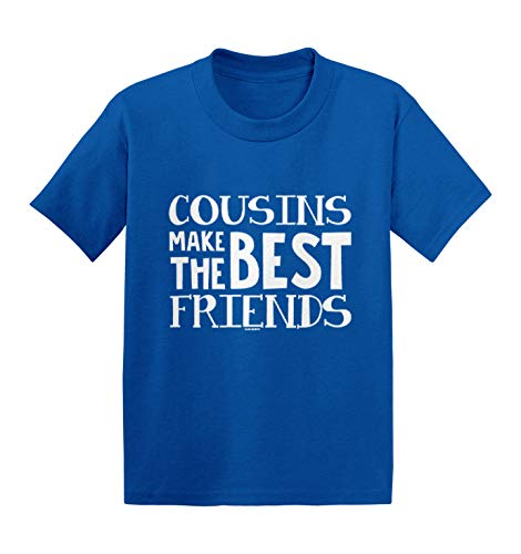 Cousins Make The Best Friends - Matching Infant/Toddler Cotton Jersey...