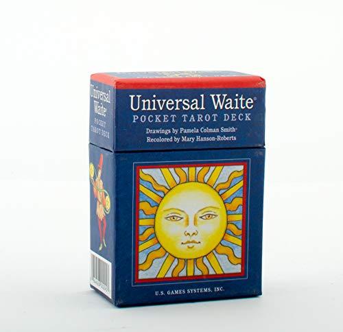Universal Waite Pocket Tarot Deckの詳細を見る