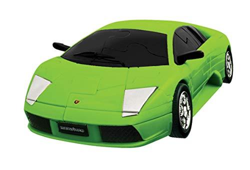 Puzzle Fun 3D 80657064 - Lamborghini Murcielago, grün
