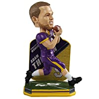 Forever Collectibles Adam Thielen Minnesota State Mankato Special Edition College Name and Number Bobblehead
