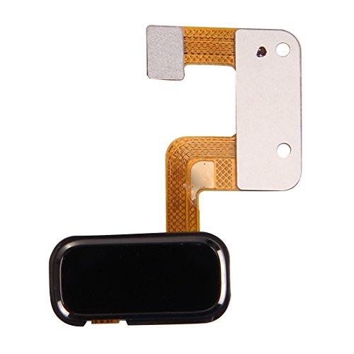 xiaowandou Reparar para su teléfono IPartsBuy for Lenovo ZUK Z2 de la Huella Digital de Accesorios del botón a renovación (Color : Black)