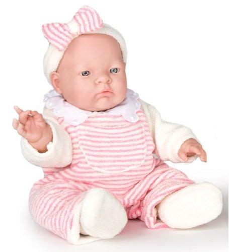 Puppe Berenguer Mädchen, Babypuppe, 36 cm - mit Kleidung