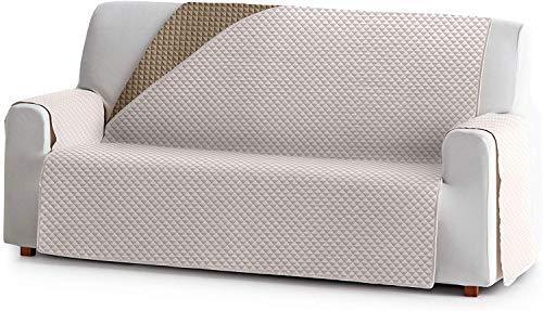 JM Textil Salvadivano Imbottito Reversible Elena, 4 posti (190cm), Colore Avoiro 00