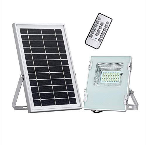 Dmygo Reflector Solar 60LED Luces de Seguridad al Aire Libre IP65 Impermeable...