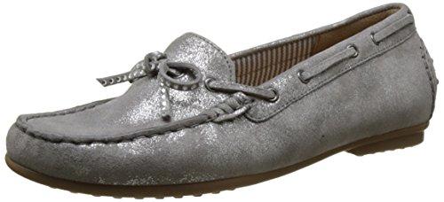 Gabor Shoes Damen Fashion Mokassin, Grau (grau 69), 37.5 EU