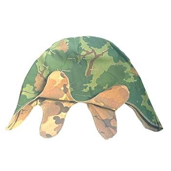 Vietnam War US Mitchell Helmet Cover Soldier Camouflage Reversible Splinter Camouflage