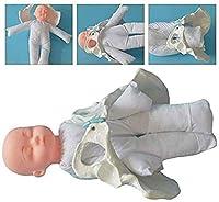 学校の婦人科の長老を教えるための女性と赤ちゃんとの女性モデルシミュレーション出産人体盆地