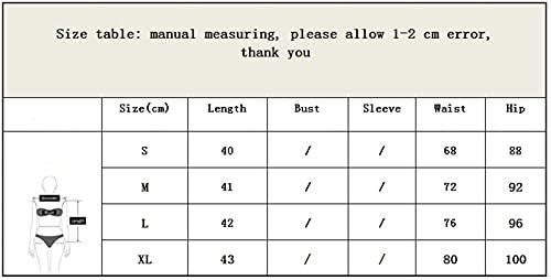 I3CKIZCE Minifalda de mujer con cordón, falda corta, tubo/cintura alta, con abertura lateral, ajustada, informal, sexy, elegante, chic y vintage Negro Cordón XL