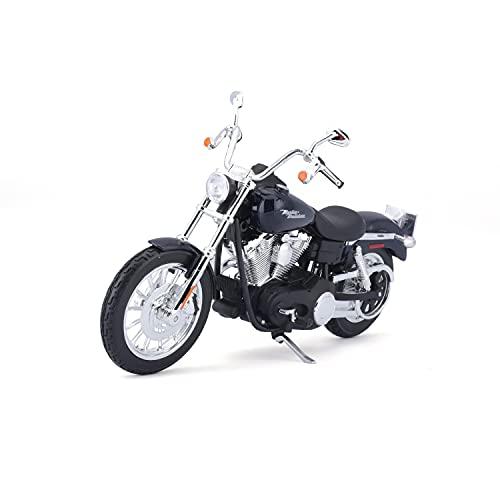 Maisto 32325 - Maqueta de motocicleta escala 1:12, colores surtidos