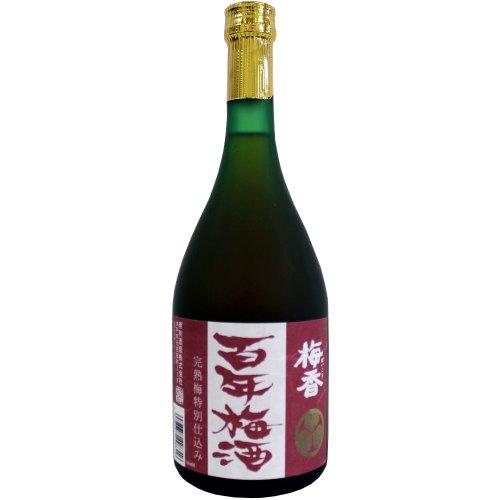 梅酒 梅香 百年完熟梅酒 [ 720ml ]
