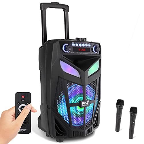 Portable Bluetooth PA Speaker