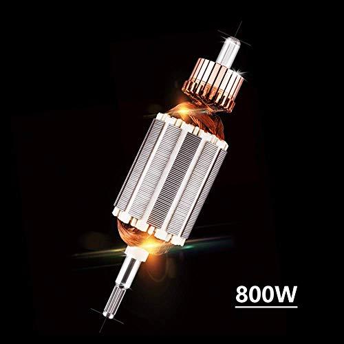 Proscenic ハンドブレンダー マルチクイック ハンドミキサー 離乳食 自由にスマートスピード調節 1台5役 : 「つぶす」「混ぜる」「きざむ」「泡立てる」「砕く」 フードプロセッサー調理器具 壁掛け収納可能