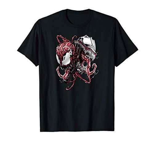Marvel Carnage and Venom Camiseta