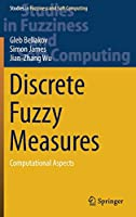 Discrete Fuzzy Measures: Computational Aspects (Studies in Fuzziness and Soft Computing (382))