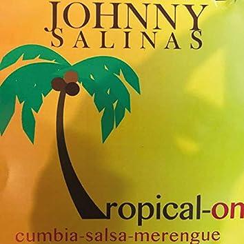 Salsa mix Johnny Salinas
