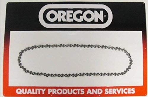 "Replacement Oregon chain for Sun Joe 10"" Replacement Semi-Chisel Chain for SWJ803E/SWJ807E Pole Chain Saws"