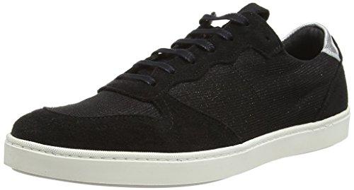 Belmondo Damen 703376 01 Sneaker, Schwarz (Nero), 39 EU
