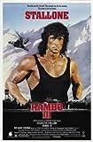 Rambo 3 - Sylvester Stallone – Film Poster Plakat Drucken
