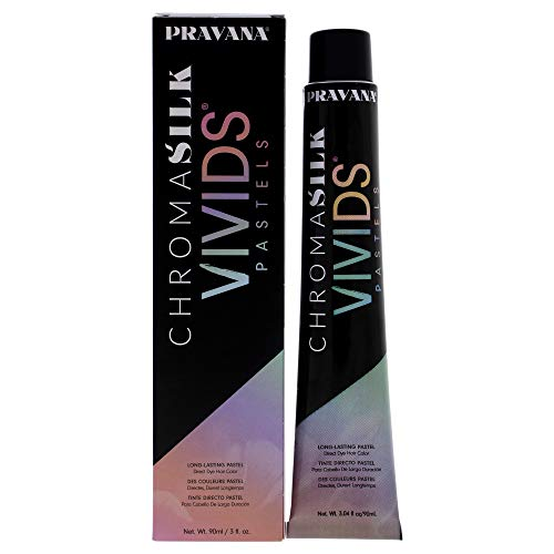 Pravana Chromasilk Pastels Blissful Blue 3 fl. oz. Net 90mL