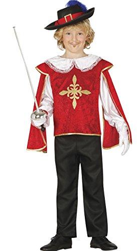 Guirca- Disfraz 3-4 años Mosquetero, u (83376.0)