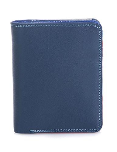 Mywalit - leder damen Geldbörse - Medium wallet w/zip around purse - 231-127 Royal
