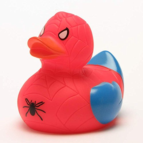 Rubber Duck Spiderman