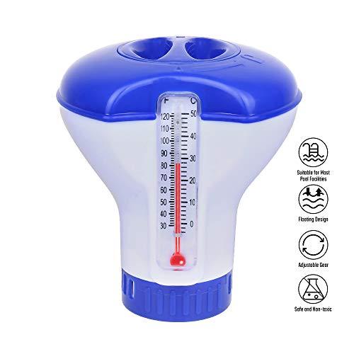 Dosierschwimmer Pool Thermometer