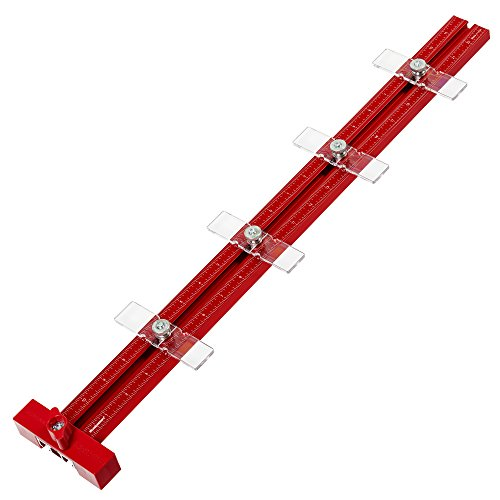 Woodpeckers Precision Woodworking Tools SSPRO-24 Story Stick Pro, 24-Inch - Imperial Scale