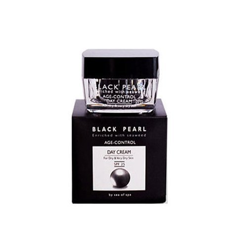 Sea of Spa Black Pearl - Day Cream for Dry Skin, 1.7-Ounce by Sea of Spa