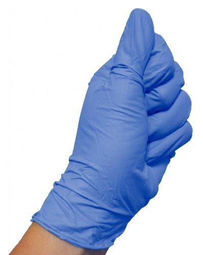 Colad 100 EINWEG Nitrile Handschuhe GR XL