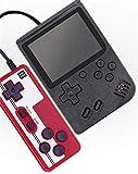 Hot Video-Game 8 Bit Retro Mini Pocket Gameboy Handheld Game Player Built-in 400 Classic Games for Child Nostalgic Player (Black)