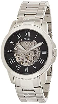 Fossil Townsman–Reloj automático Acero Inoxidable