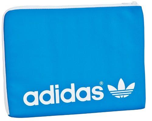 adidas Herren Laptop-Schutzthülle SL Basic, Blau/Weiß, M, Z37734